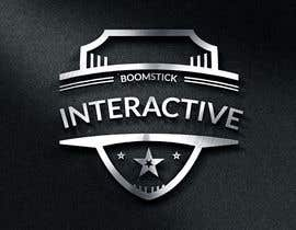 #12 for Design a Logo for Boomstick Interactive af dino995