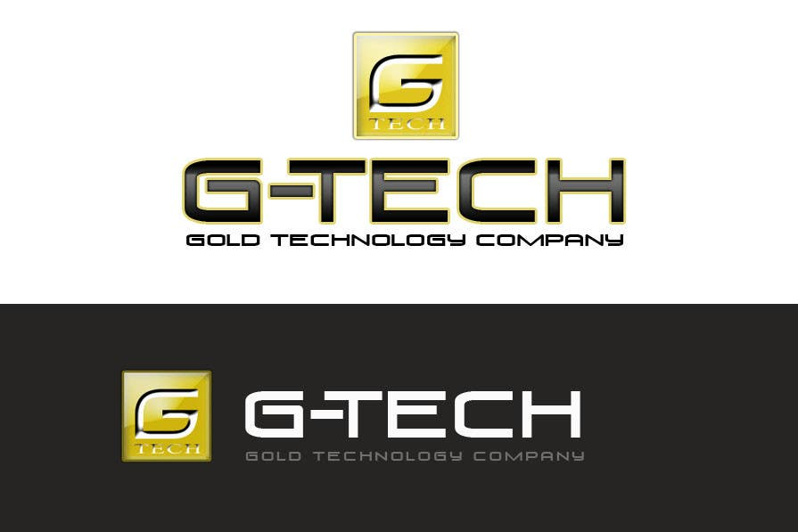 Contest Entry #11 for Logo Design for Gold technology company(G-TECH)