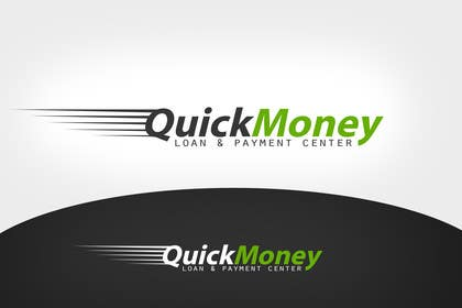 #82 for Design a logo for QuickMoney Loan and Payment Center by rogeliobello