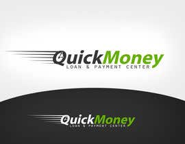 #95 for Design a logo for QuickMoney Loan and Payment Center af rogeliobello