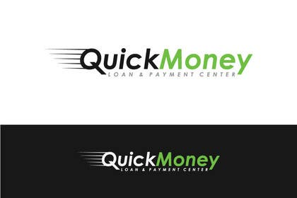#134 for Design a logo for QuickMoney Loan and Payment Center by sagorak47