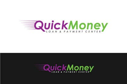 #138 for Design a logo for QuickMoney Loan and Payment Center by sagorak47