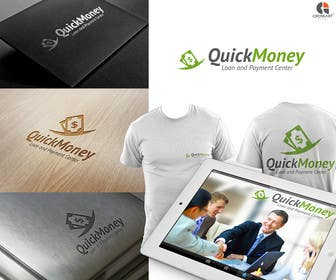 Graphic Design Contest Entry #85 for Design a logo for QuickMoney Loan and Payment Center