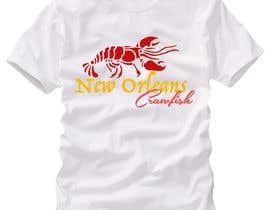 ValetGraphics tarafından Design a cool crawfish için no 7