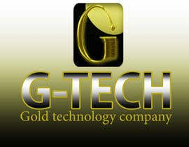 nº 66 pour Logo Design for Gold technology company(G-TECH) par loubnady