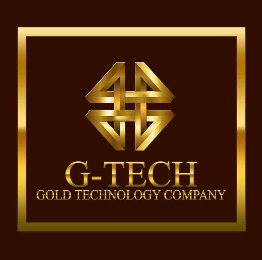 Penyertaan Peraduan #                                        62                                      untuk                                         Logo Design for Gold technology company(G-TECH)