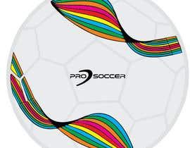Nro 16 kilpailuun Design a Soccer Ball käyttäjältä KaimShaw