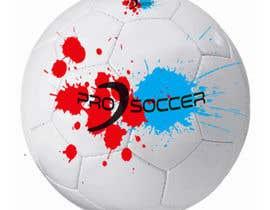 Nro 5 kilpailuun Design a Soccer Ball käyttäjältä wafatebbakh