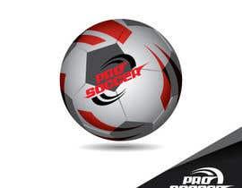 Nro 21 kilpailuun Design a Soccer Ball käyttäjältä fourtunedesign