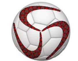 Nro 2 kilpailuun Design a Soccer Ball käyttäjältä Exer1976