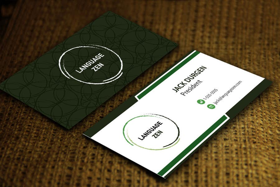 #9 for Design some Business Cards by ccet26