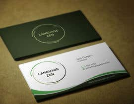 nº 13 pour Design some Business Cards par HammyHS