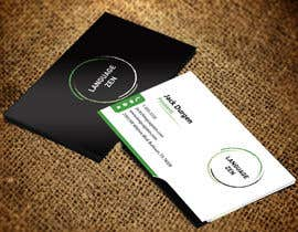 nº 54 pour Design some Business Cards par mamun313