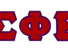 krrish250 tarafından Top 10 Fraternity and Sorority Logos için no 8