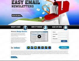 #38 for Website Design for ininbox.com af bahriatech