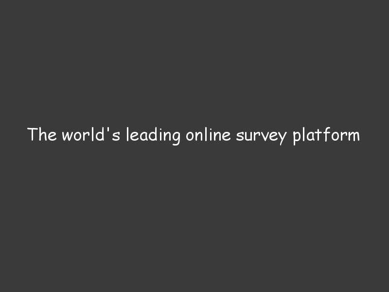#307 for Write a tag line/slogan for an online survey company by Robertibus