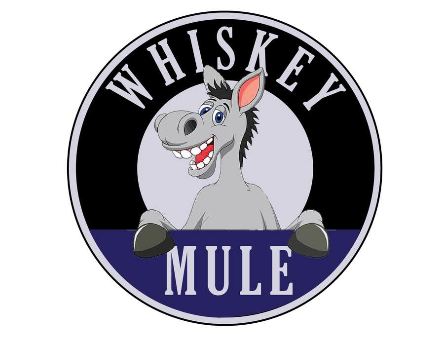 Proposition n°40 du concours Design a Logo for Whiskey Mule
