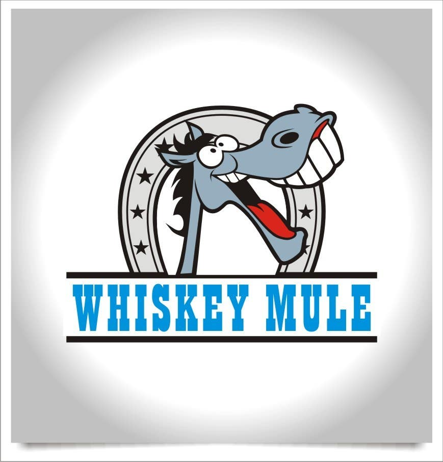 Proposition n°33 du concours Design a Logo for Whiskey Mule