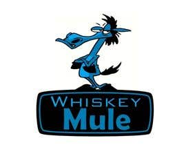 nº 16 pour Design a Logo for Whiskey Mule par Pedro1973