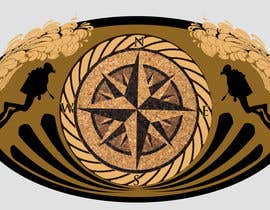 #12 for Diving theme for future bronze belt buckle by blgraphics71
