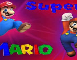 #2 for I need some Graphic Design for Mario Wallpaper af MarianAlex11