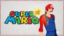 Contest Entry #4 for I need some Graphic Design for Mario Wallpaper