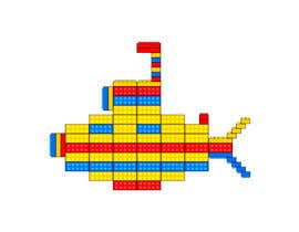 #14 para Lego Submarine Graphic Design 2D por maraz2013