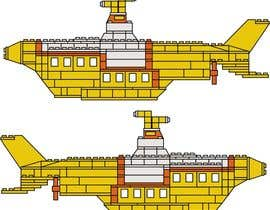 #3 para Lego Submarine Graphic Design 2D por majajni