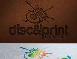 #189 for Re Design of logo for Disc & Print Centre by jass191