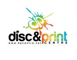 #253 for Re Design of logo for Disc & Print Centre by jass191
