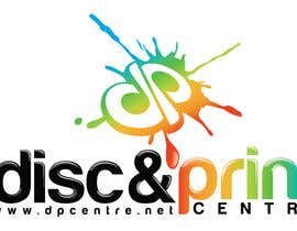 #255 for Re Design of logo for Disc & Print Centre by jass191