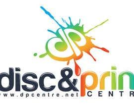 #256 for Re Design of logo for Disc & Print Centre af jass191