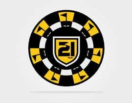 #5 for 21 Golf/Design - Design a poker chip golf ball marker by FreeLander01