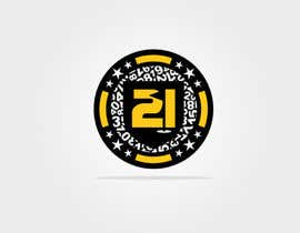 #12 for 21 Golf/Design - Design a poker chip golf ball marker by FreeLander01