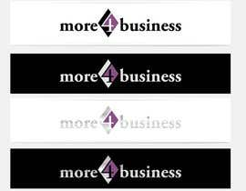 #31 para Design a Logo for More 4 Business por erupt