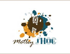nº 19 pour Logo Design for Motley Shoe par ribice123
