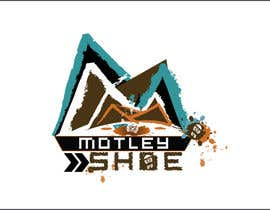 nº 31 pour Logo Design for Motley Shoe par ribice123