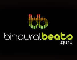 JorgeGiro tarafından Design a Logo for My Binaural Beats Website. için no 57
