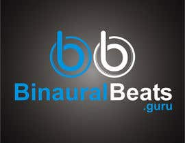 nº 55 pour Design a Logo for My Binaural Beats Website. par ibed05