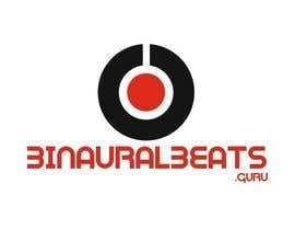 pablopoeta tarafından Design a Logo for My Binaural Beats Website. için no 47