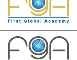 #75 for Design a Logo for FGA af mohsh777
