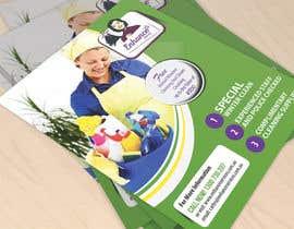 Nro 8 kilpailuun Design a Flyer käyttäjältä shyRosely