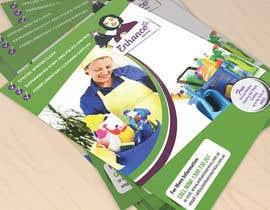 Nro 9 kilpailuun Design a Flyer käyttäjältä shyRosely