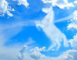 #13 untuk Picture of clouds in the shape of a horse oleh denissepinies