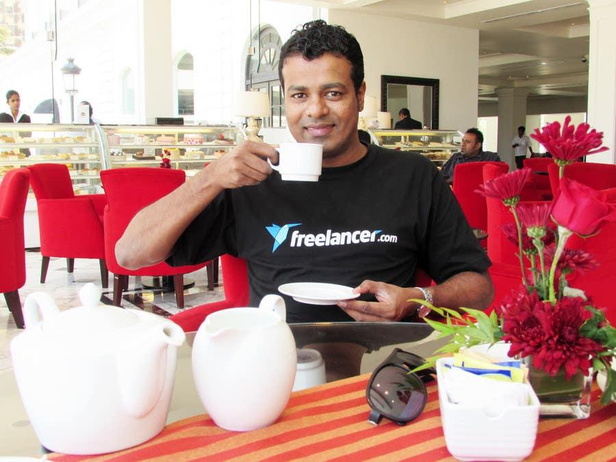 Penyertaan Peraduan #                                        26                                      untuk                                         Be the face of Freelancer.com!