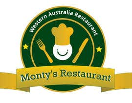 #283 for Design a Logo for Monty's Restaurant af patrickjjs