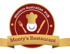 #284 for Design a Logo for Monty's Restaurant af patrickjjs