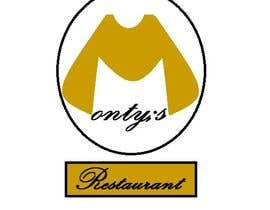 #282 for Design a Logo for Monty's Restaurant af ajayshah13