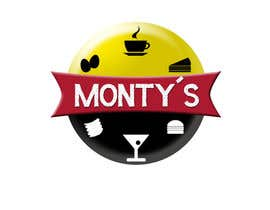 #343 for Design a Logo for Monty's Restaurant by bhcelaya