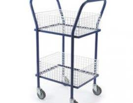 #6 for multi-purpose basket trolley by manishrai22